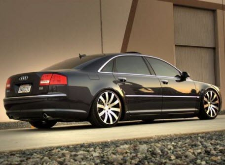 Audi A8 Repair and Services Denver,  Colorado